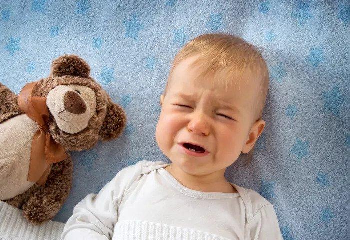 Ребенок не спокоен и отказывается от еды?