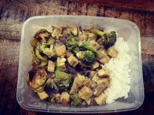 Опять тофу и овощи? Это в значительной степени исчерпал себя