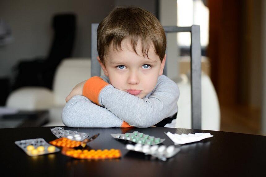 Глицин используют для лечения детей всех возрастных групп