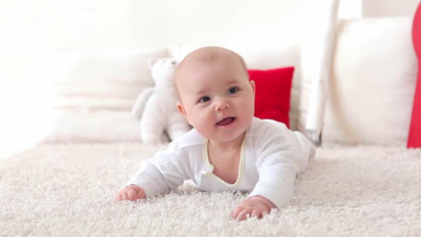 Счастливый малыш – счастливая мама