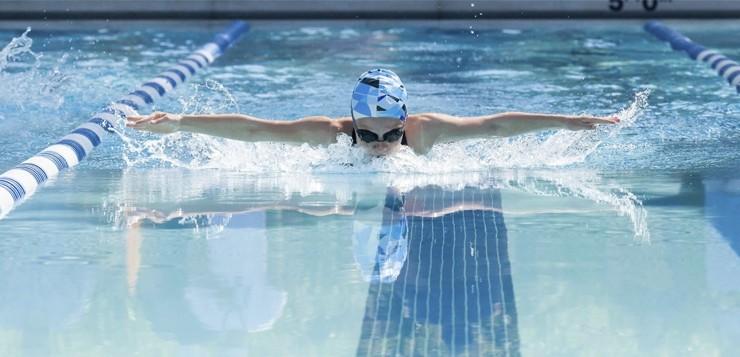 Как проходят спортивные сборы поплаванию для детей