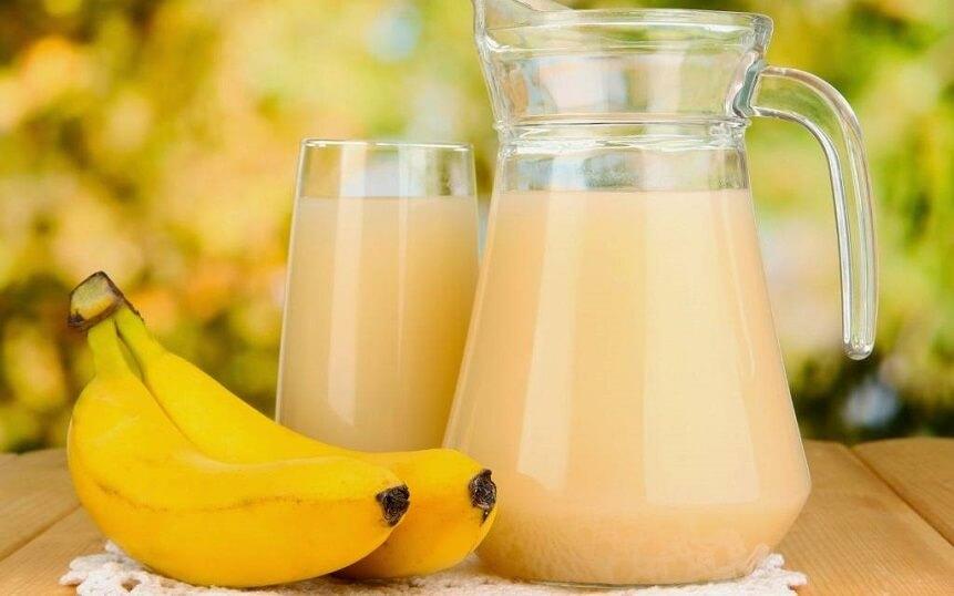 банановый кисель