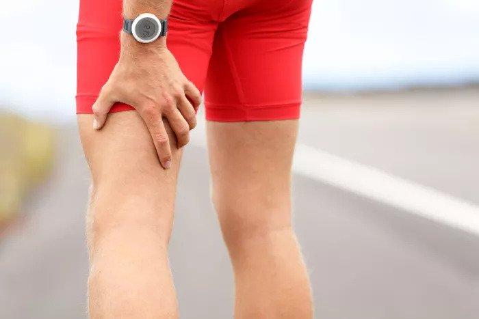 Мышечные судороги бегут