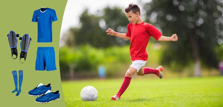Футбол для детей: как правильно подобрать экипировку для игроков