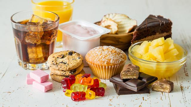 Вы должны уменьшить количество сладостей