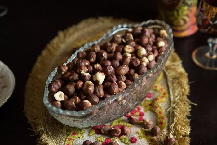 Лили Бен Шалом из ресторана Racha готовит Черчачалу