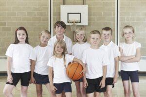 Командный спорт для детей