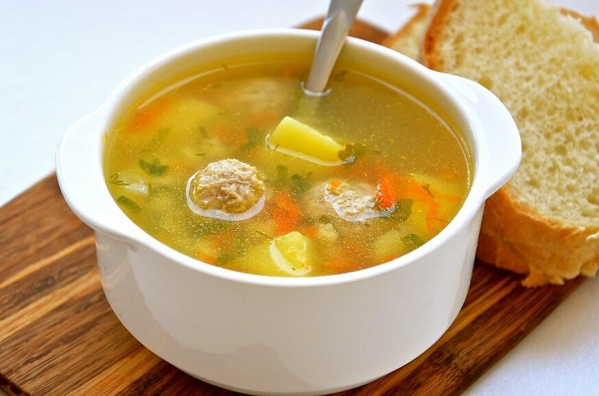 можно приготовить суп с фрикадельками из рыбы