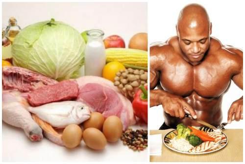 продукты для тестостерона