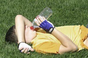 Питьевой режим спортсмена