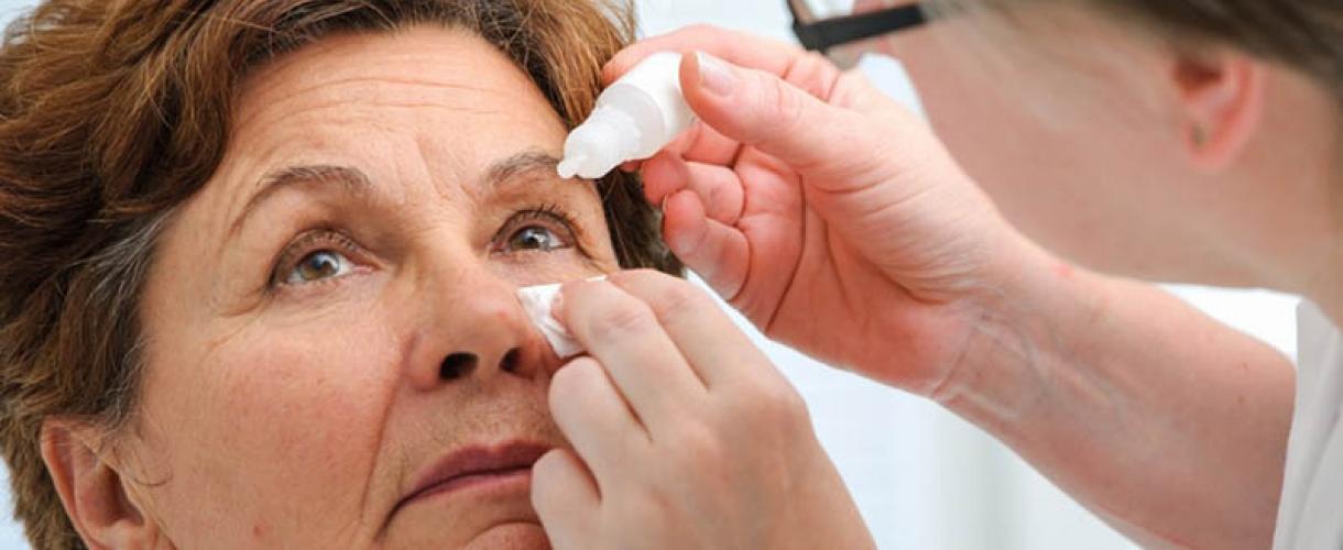 Офтальмоплегия лечение