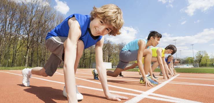Как выполнять: бег на 30, 60, 100 метров
