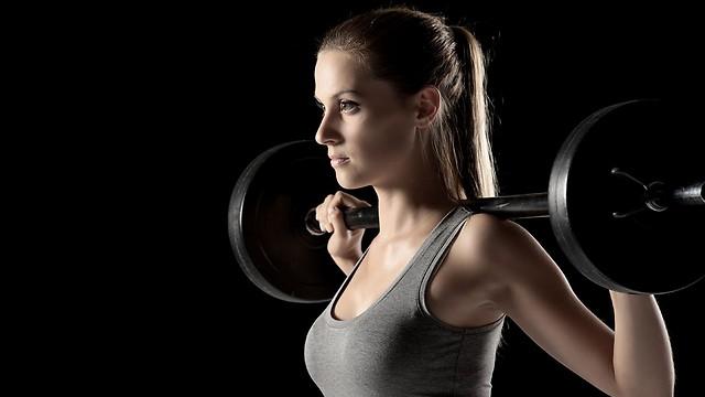 Продолжение силовых тренировок во время диеты
