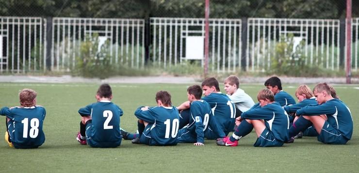 Конфликты в детской спортивной команде