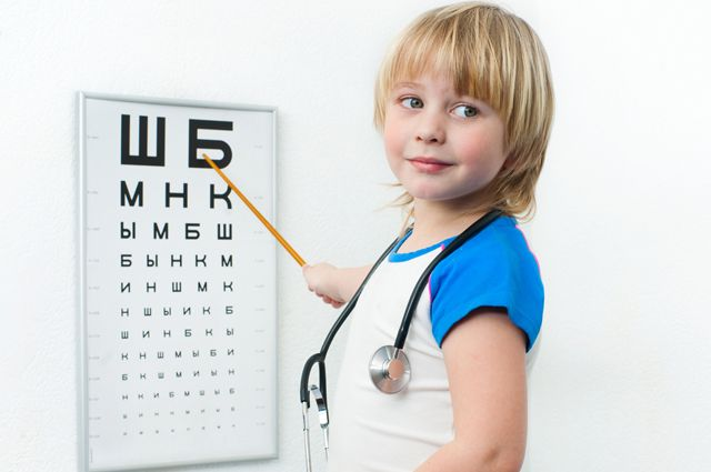 Особенности диагностики ложной близорукости