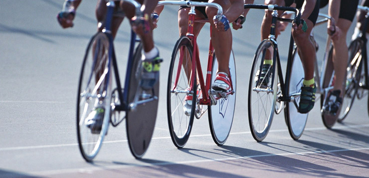 Шоссейный велоспорт: история и виды велогонок