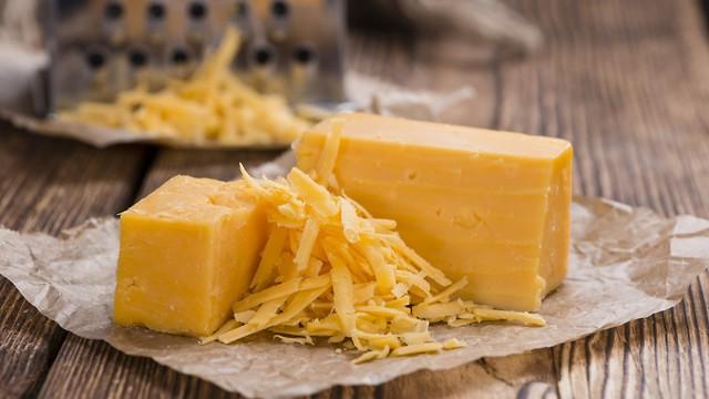 Прекрасный источник витамина К. Сыр чеддер (Фото: shutterstock)