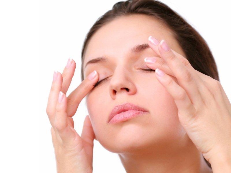 Комплекс упражнений для глаз для улучшениякровотока и циркуляции жидкости внутри глаза.