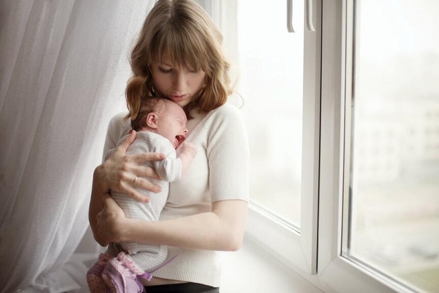 малыш может отказываться только от одной груди