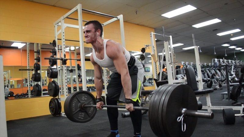 Как правильно делать мёртвую тягу: техника выполнения на прямых ногах, нюансы и секреты упражнения