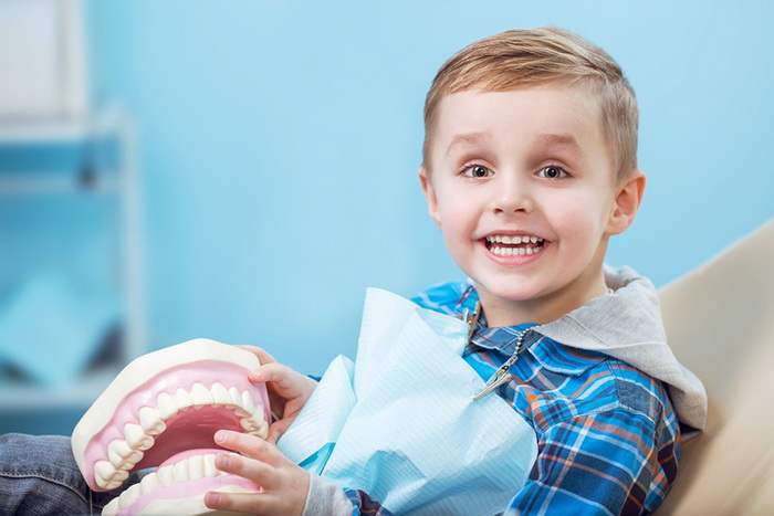 Специфика искажения прикуса у ребенка