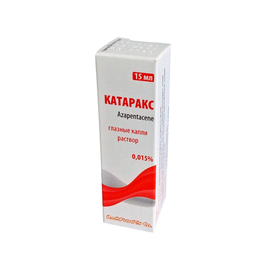 лекарство Катаракс
