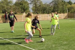 Футбол для девочек