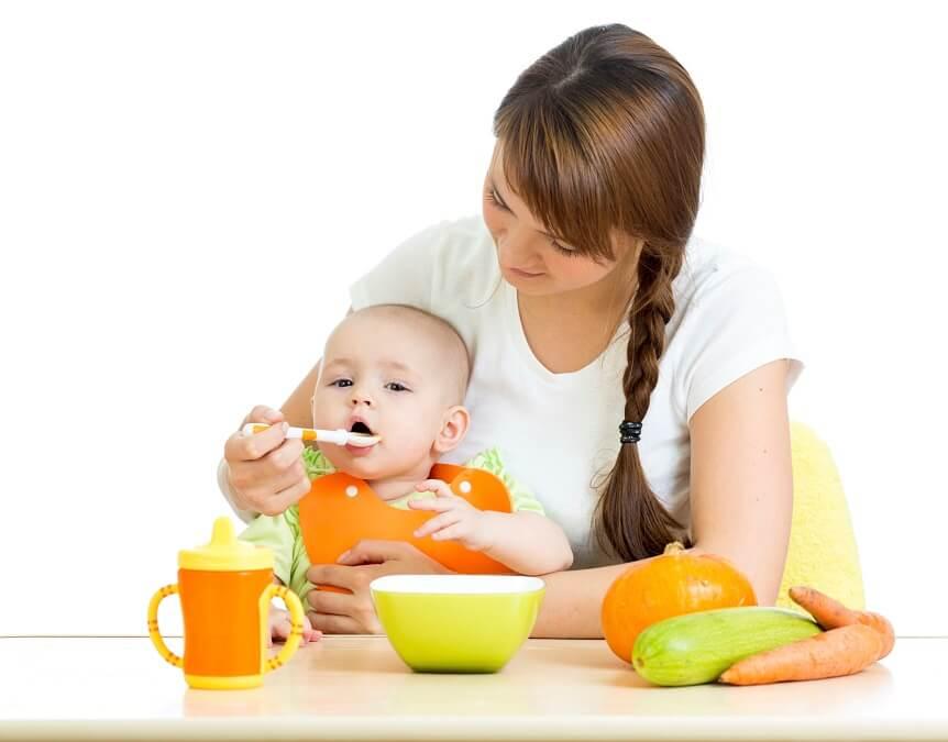 введение прикорма может быть причиной дефицита веса