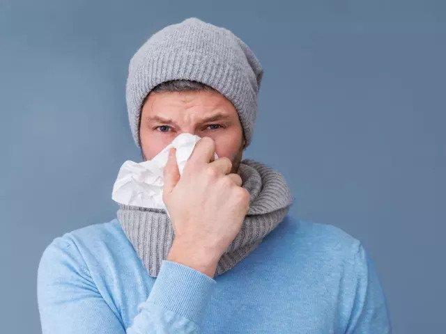 Время, когда вы наиболее подвержены вирусам