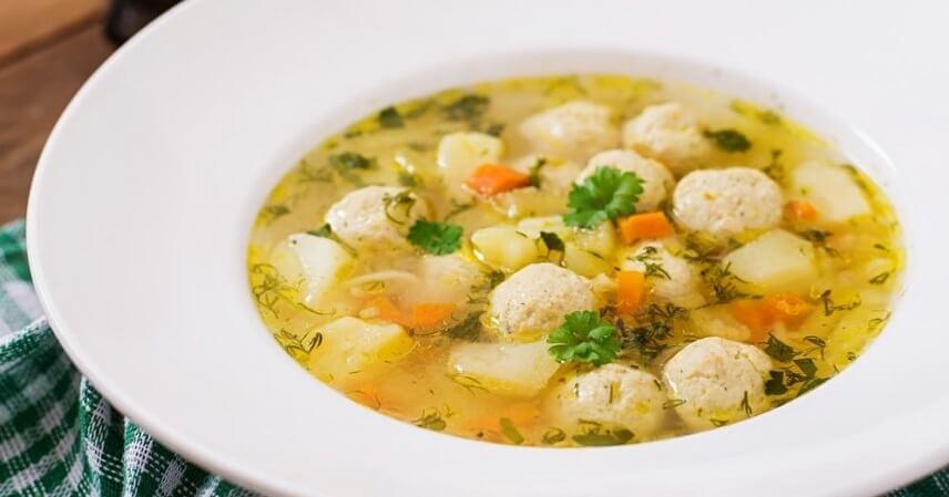 мясо для детского супа варят на второй воде