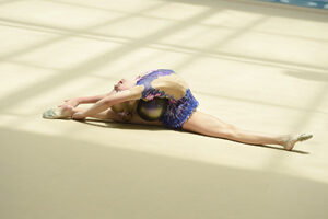Анорексия в гимнастике
