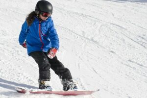 Сноубординг для детей