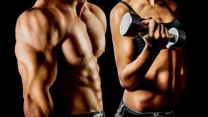 Сушка тела и ног: упражнения и особенности питания для мужчин и девушек