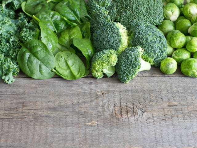 Брокколи и крестоцветные овощи