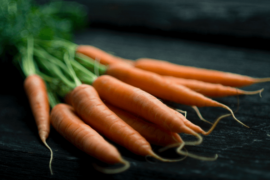 морковь - источник бета-каротина
