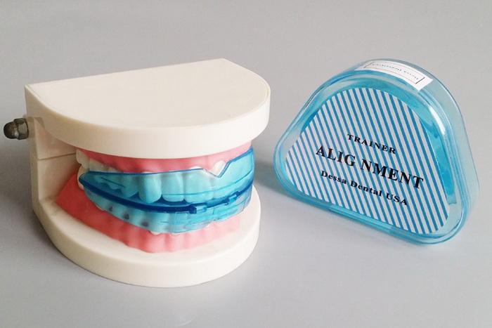 Что такое трейнер для исправления прикуса зубов