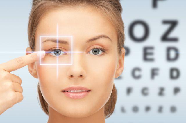 Отсутствие четкости зрения