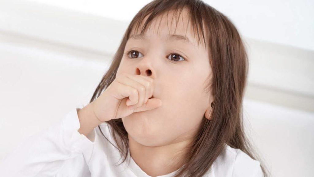 Отек носа у ребенка