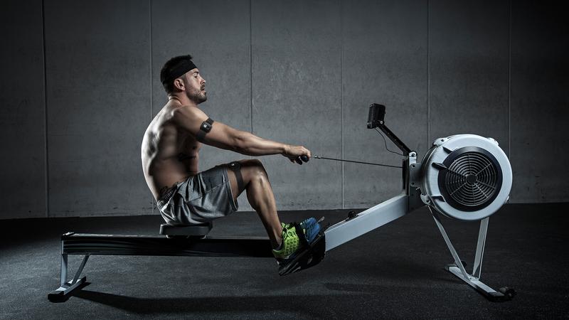 Занятия на гребном тренажёре: какие мышцы работают и рекомендации к упражнениям гребля