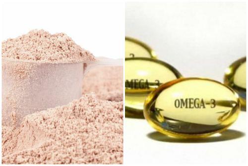протеин и омега-3