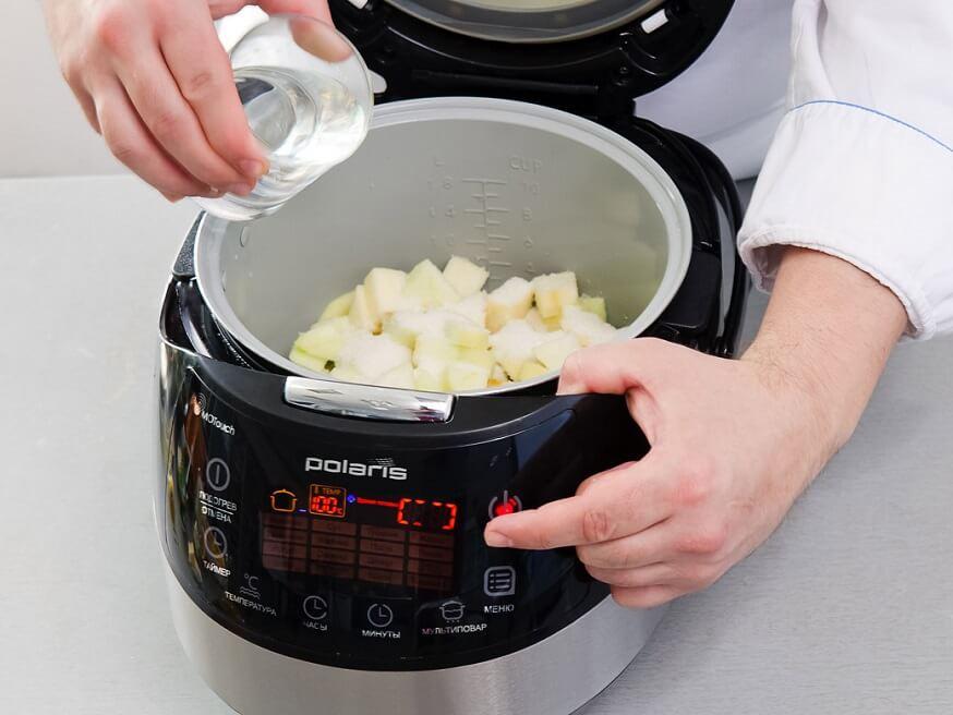 Яблочное пюре для грудничка: возраст, правила приготовления, рецепты