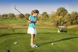 Сколько стоят занятия гольфом?
