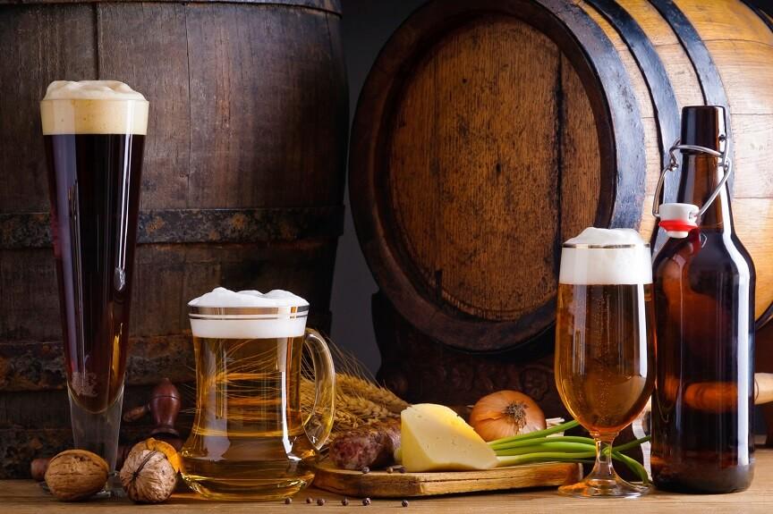 при лактации не рекомендуется пить пиво пока малышу не испольнится три месяца