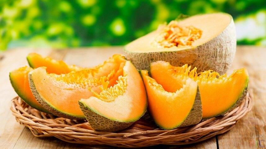 дыня очень полезный фрукт