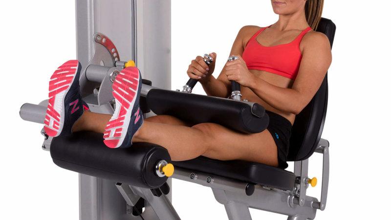 Сгибание ног в тренажёре: польза упражнения, техника выполнения, рекомендации