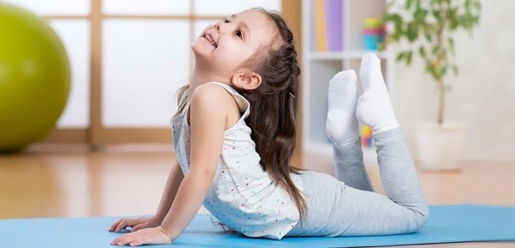 Формируем правильную осанку у детей дошкольного возраста
