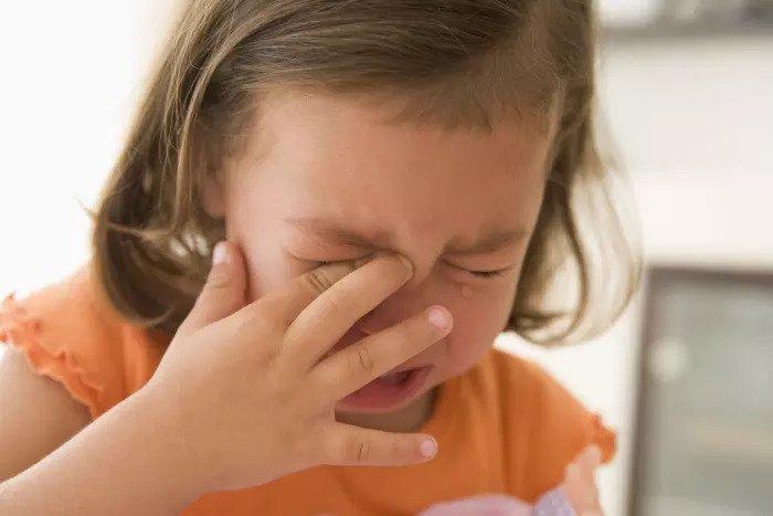 Плачущая девушка