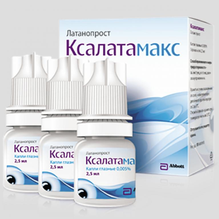свойства препарата Ксалатамакс