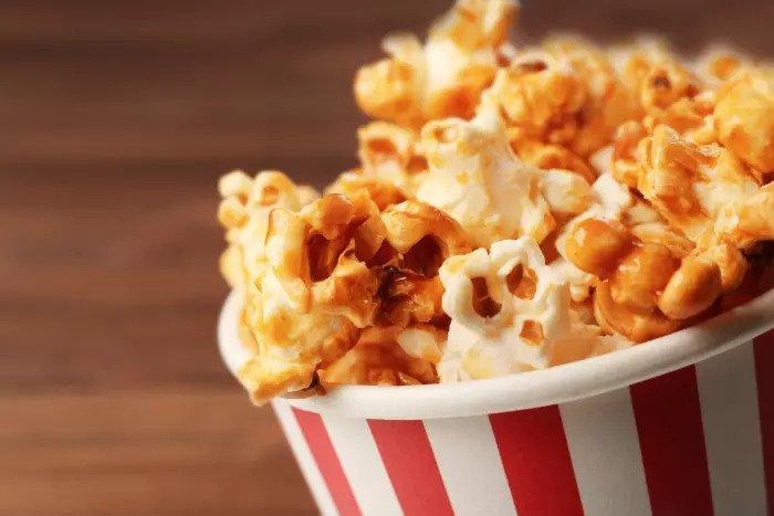 Любите ароматизированный попкорн? Приготовьтесь