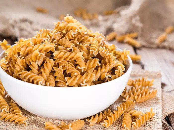 Макароны из цельной пшеницы